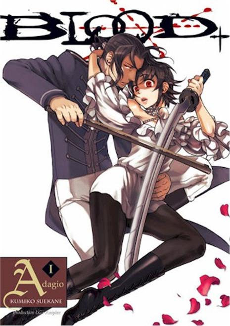 Blood+ Adagio Graphic Novel 01