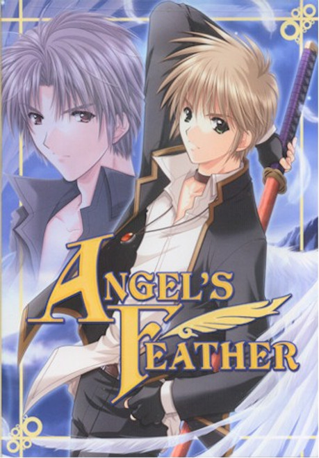 Angel's Feather DVD