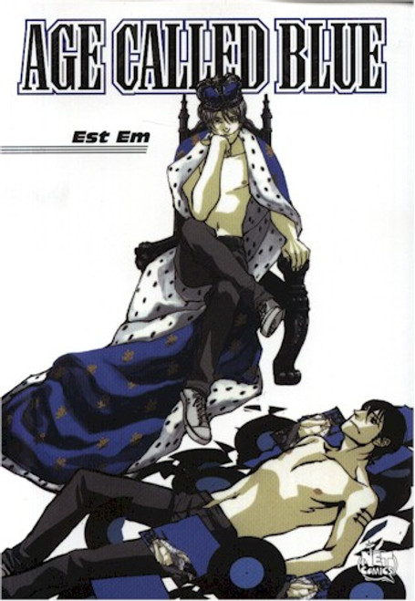 Age Called Blue Graphic Novel