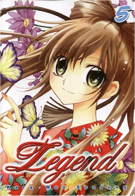 Legend Graphic Novel 05