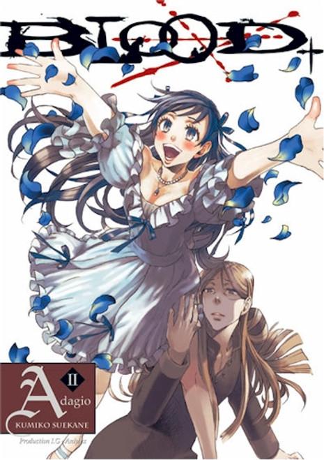 Blood+ Adagio Graphic Novel 02