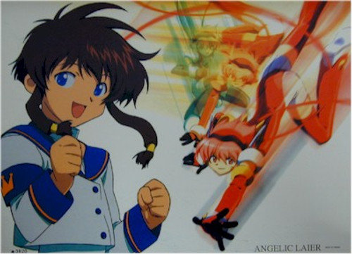 Angelic Layer Poster #3620