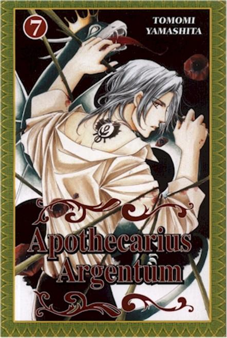 Apothecarius Argentum Graphic Novel 07