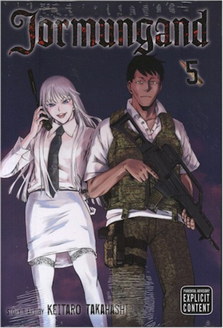 Jormungand Graphic Novel Vol. 05