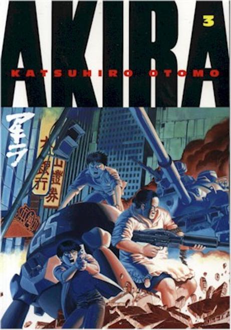 Akira Graphic Novel Vol. 03 (Del Rey)