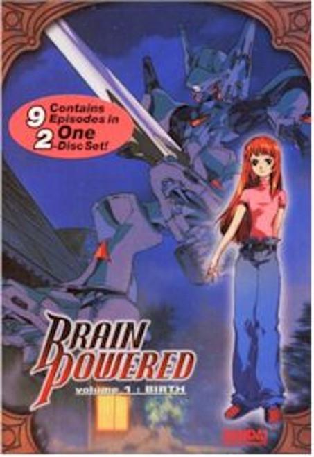 Brain Powered DVD Vol. 1