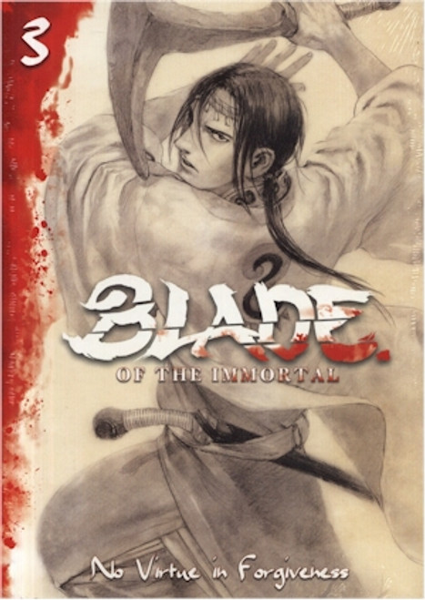 Blade of the Immortal DVD Vol. 03