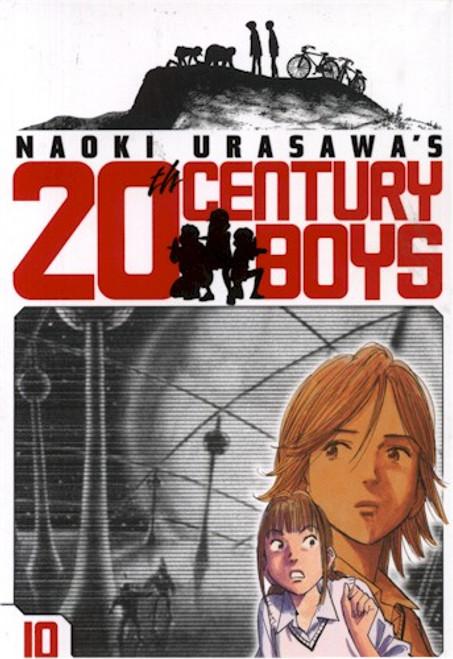 20th Century Boys Graphic Novel 10