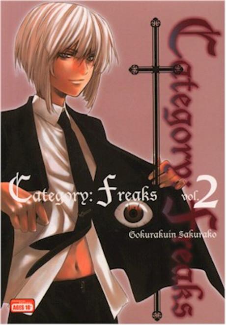 Category Freaks Graphic Novel 02