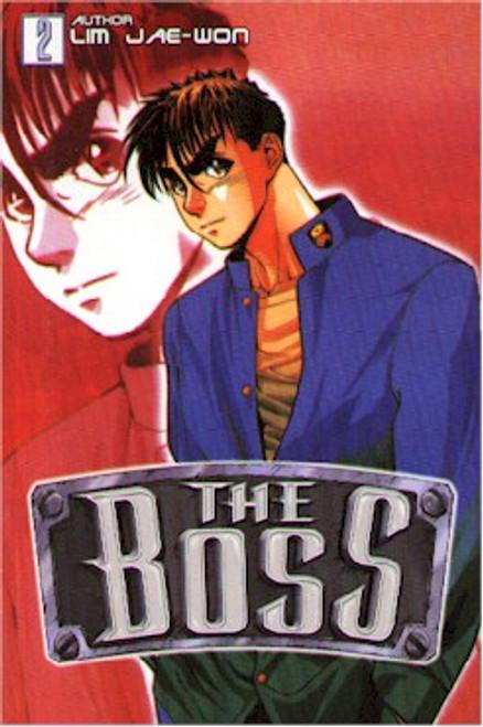 Boss Graphic Novel Vol. 02
