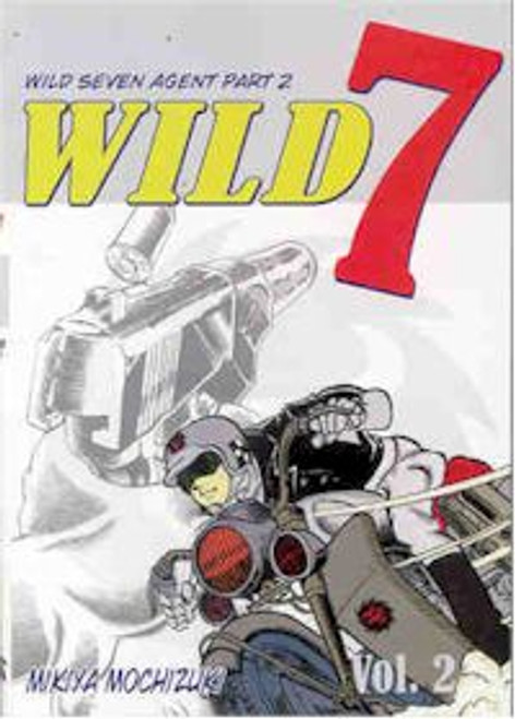 Wild 7 Graphic Novels Vol. 02