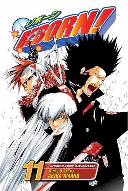 Reborn Graphic Novel 11