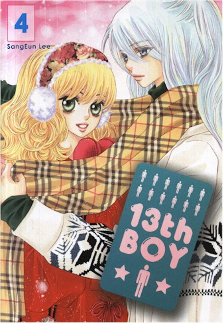 13th Boy Graphic Novel 04