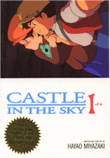 Castle in the Sky Graphic Novel Vol. 01