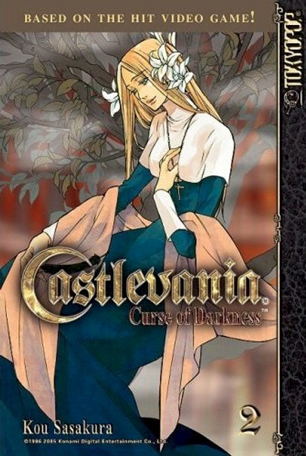 Castlevania Curse of Darkness Graphic Novel 02