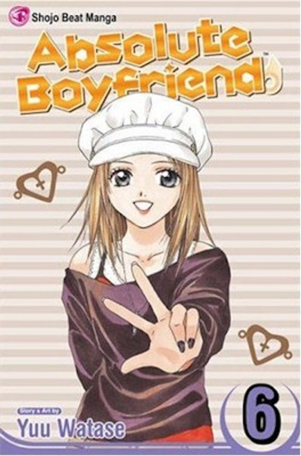 Absolute Boyfriend Graphic Novel 06