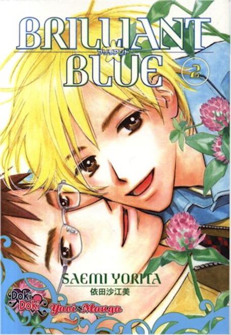 Brilliant Blue Graphic Novel Vol. 02