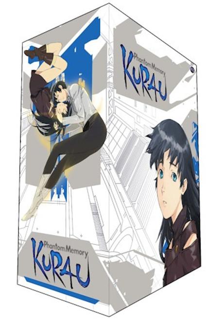 Kurau Phantom Memory DVD Artbox w/v.02