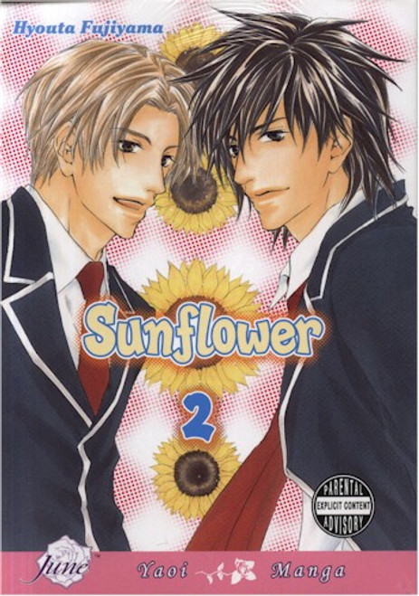 Sunflower Graphic Novel 02