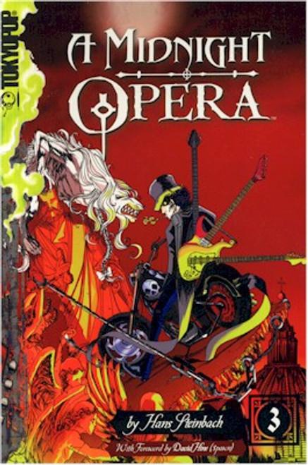 A Midnight Opera Graphic Novel 03