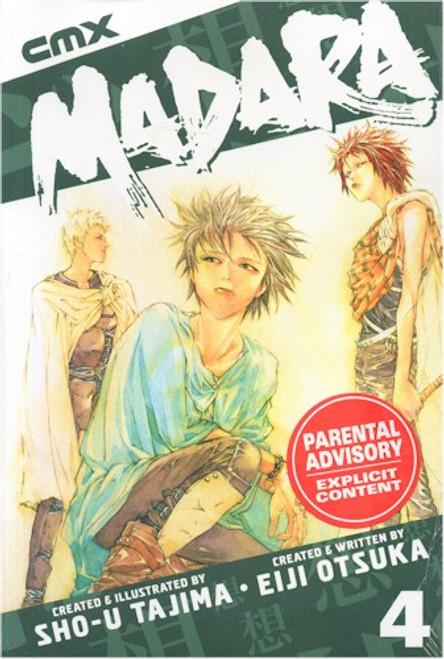Madara Graphic Novel Vol. 04
