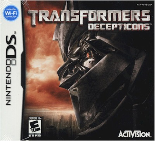 Transformers Decepticons (DS)