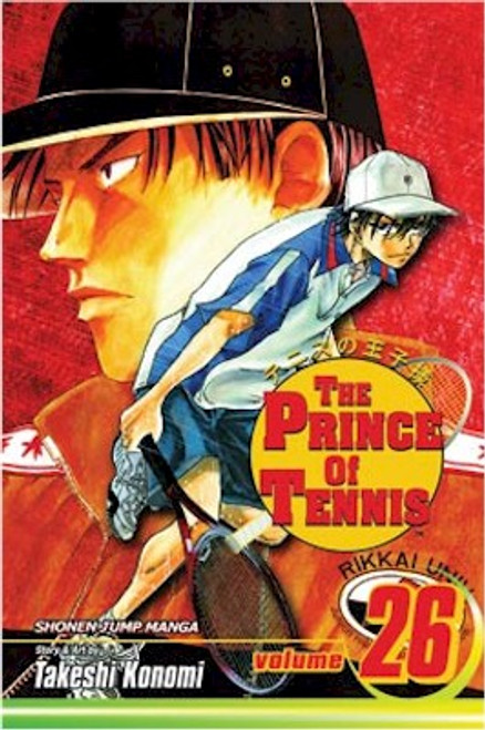 Prince of Tennis Graphic Novel 26