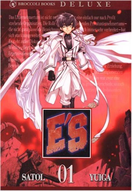 E'S Graphic Novel 01