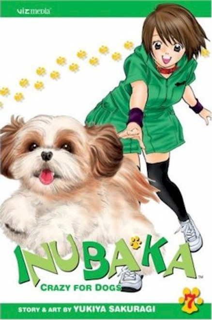 Inubaka Crazy for Dogs Graphic Novel 07