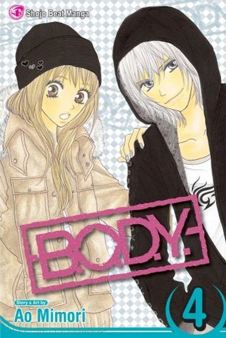 B.O.D.Y. Graphic Novel 04