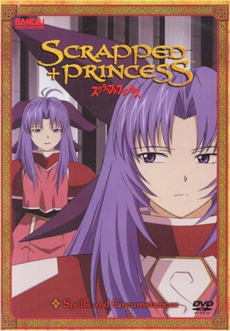 Scrapped Princess DVD 04