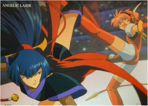 Angelic Layer Poster #3622