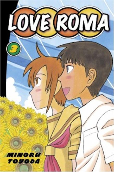 Love Roma Graphic Novel 03