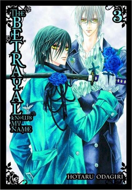 Betrayal Knows My Name Graphic Novel 03