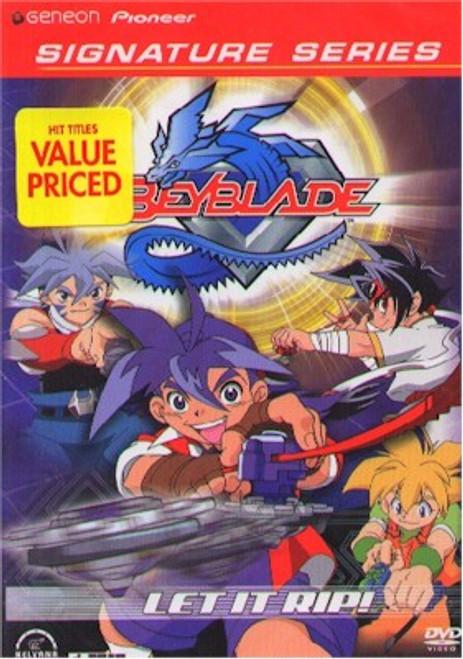 Beyblade DVD Vol. 01 (Signature Series) (Used)