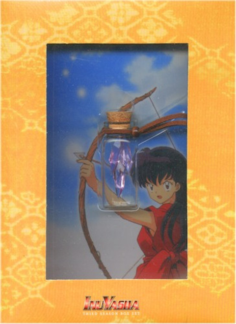 Inuyasha DVD Season 03 Box Set Deluxe Edition