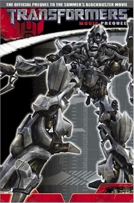 Transformers: Movie Prequel Graphic Novel