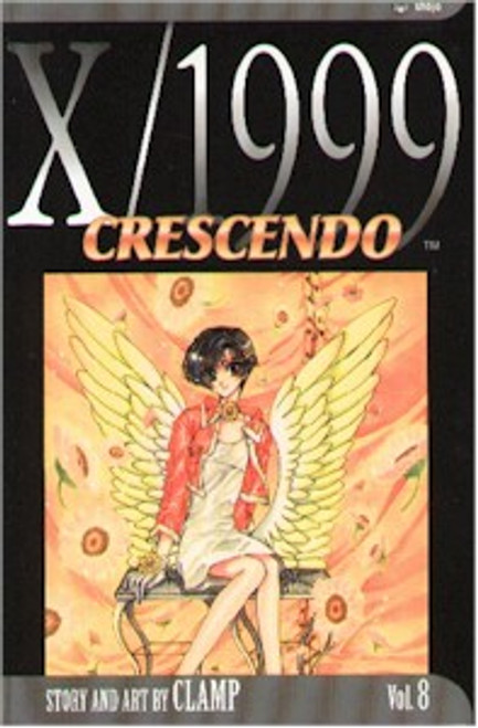 X/1999 2nd Edition Vol. 08 : Crescendo