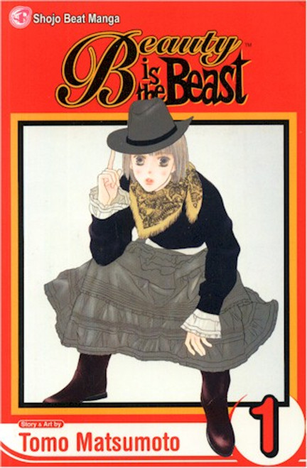 Beauty is the Beast Graphic Novel 01