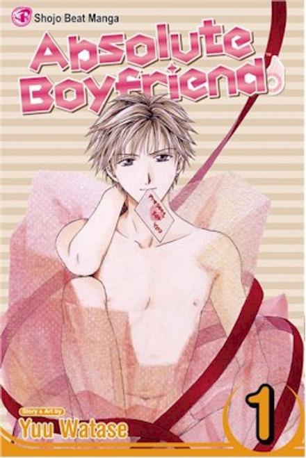 Absolute Boyfriend Graphic Novel 01
