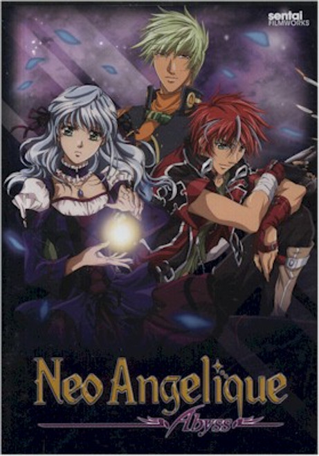 Neo Angelique Abyss DVD Season 1