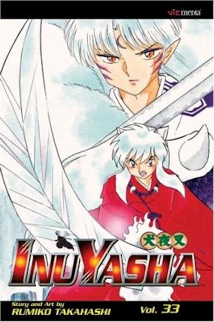 Inu-Yasha Graphic Novel Vol. 33