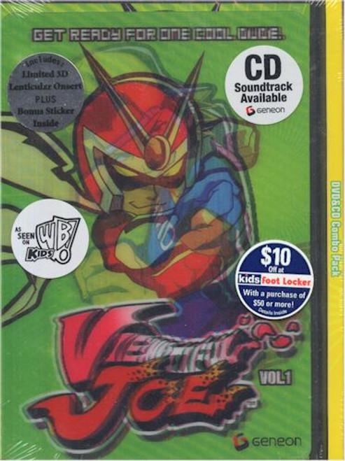 Viewtiful Joe DVD/CD Combo Pack