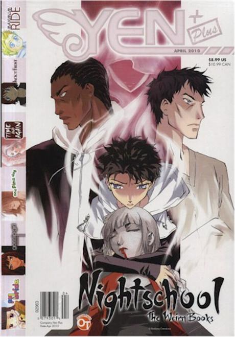Yen Plus Magazine Graphic Novel 21 April 2010