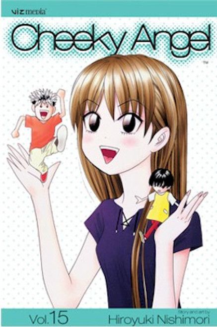Cheeky Angel Graphic Novel Vol. 15