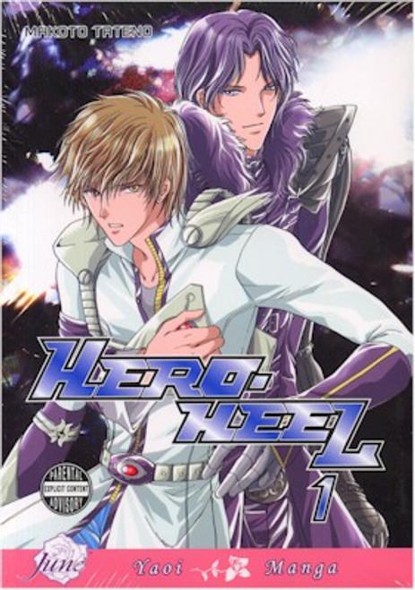 Hero Heel Graphic Novel 01