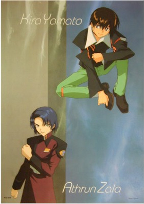 Gundam Seed Poster #4036