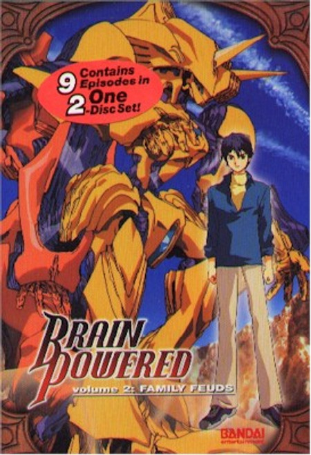Brain Powered DVD Vol. 2