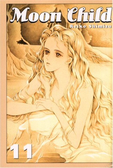 Moon Child Graphic Novel 11