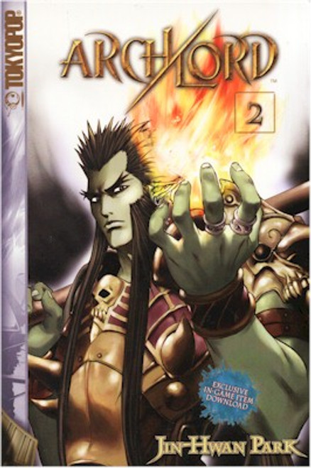 Archlord Graphic Novel 02